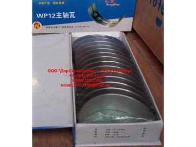 Вкладыши коренные WP12 (комплект) -0,03 SH SHAANXI / Shacman (ШАНКСИ / Шакман) 612630010088/89 -0.03 фото 1 Оренбург