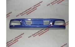 Бампер F синий металлический