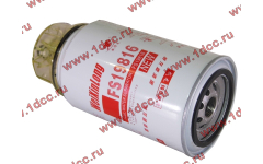 Фильтр топливный с колбой DF E3