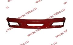 Бампер FN2 красный самосвал для самосвалов фото Оренбург